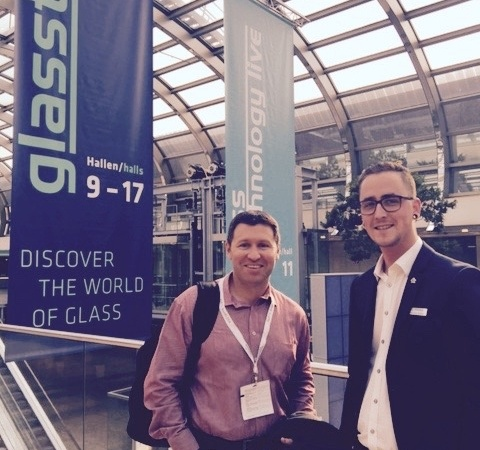 Hillaldam attends Glasstec Show in Germany